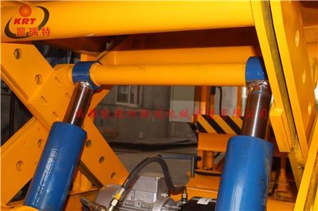 液压升降平台 - 成都凯瑞特输送机械制造有限公司图片